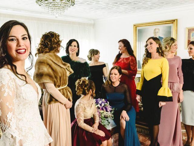 La boda de Adolfo y Nuria en Alzira, Valencia 37
