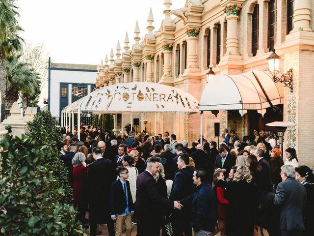 La boda de Adolfo y Nuria en Alzira, Valencia 39