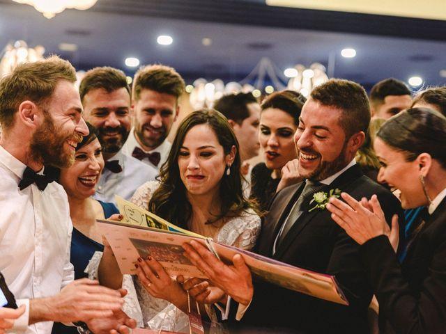 La boda de Adolfo y Nuria en Alzira, Valencia 79