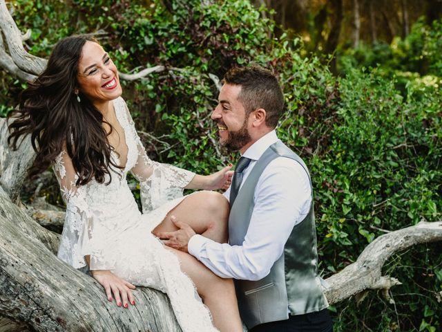 La boda de Adolfo y Nuria en Alzira, Valencia 119
