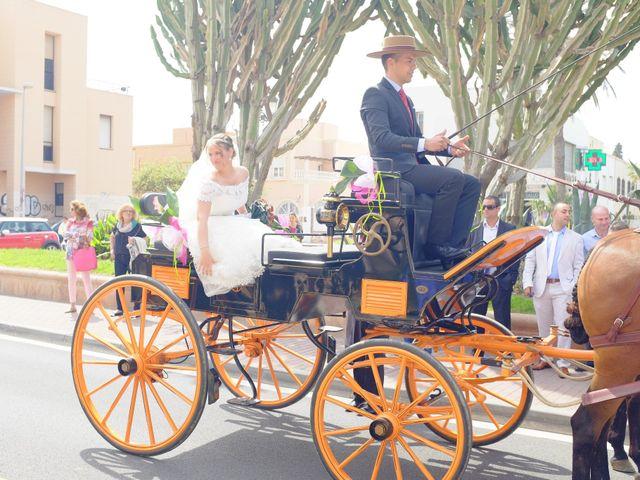 La boda de David  y Angie en Almería, Almería 1