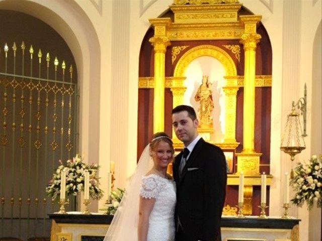 La boda de David  y Angie en Almería, Almería 3