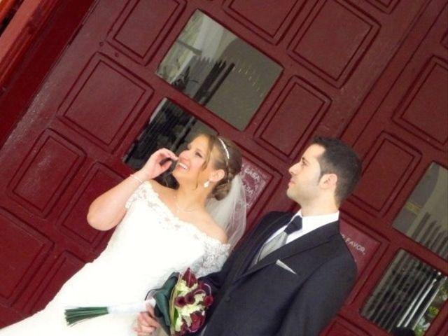 La boda de David  y Angie en Almería, Almería 7