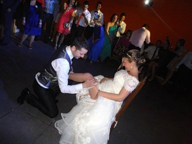 La boda de David  y Angie en Almería, Almería 9