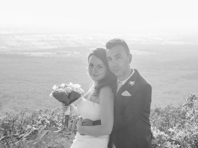 La boda de Jesús y Yolanda en Maderuelo, Segovia 13