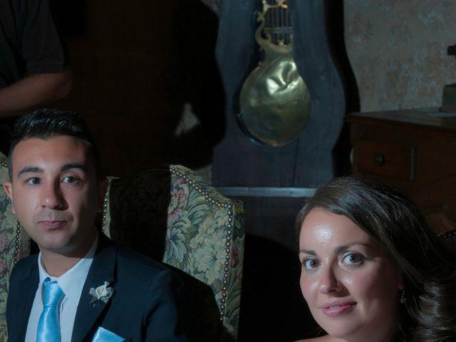 La boda de Jesús y Yolanda en Maderuelo, Segovia 16