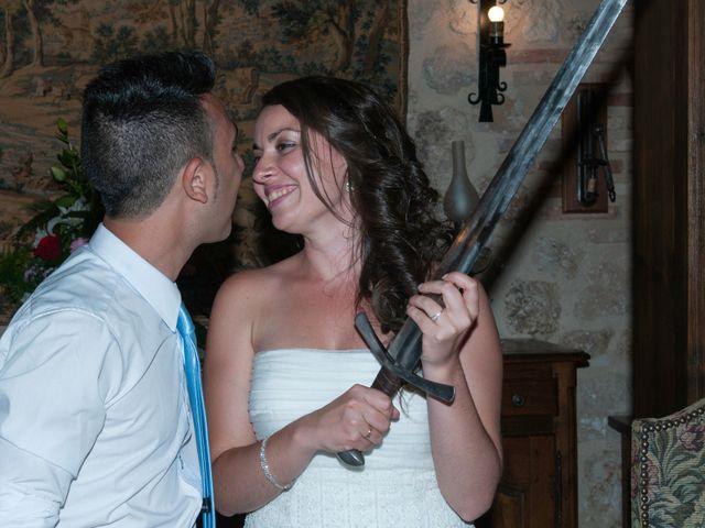 La boda de Jesús y Yolanda en Maderuelo, Segovia 18