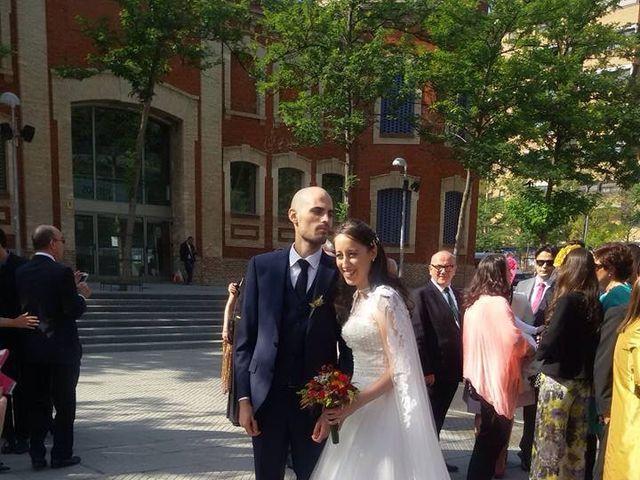 La boda de Carlos y Isabel en Madrid, Madrid 1