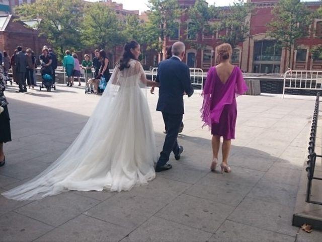 La boda de Carlos y Isabel en Madrid, Madrid 7