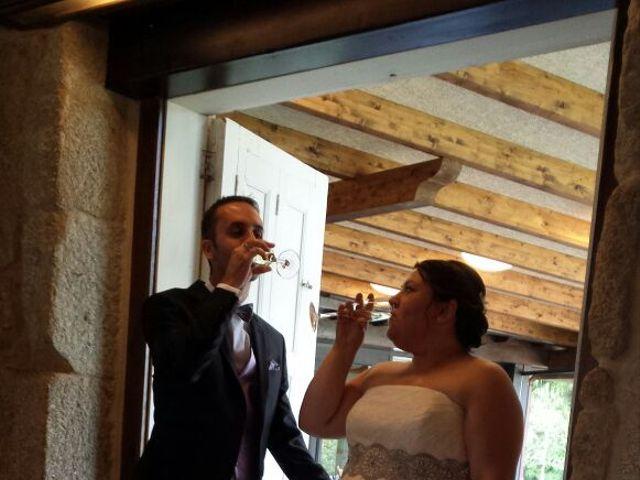 La boda de Abraham y Verónica en Redondela, Pontevedra 1