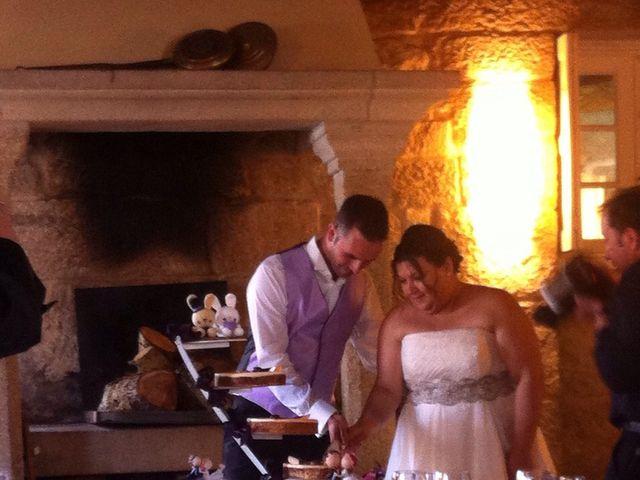 La boda de Abraham y Verónica en Redondela, Pontevedra 13