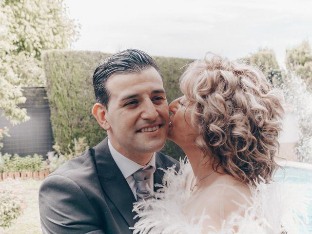 La boda de Victor y Raquel en Ribarroja del Turia, Valencia 16