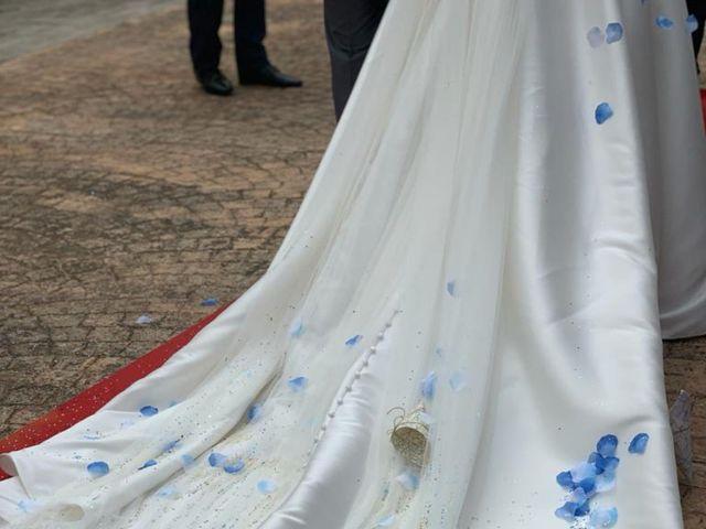 La boda de Borja y Auxi en Chiclana De La Frontera, Cádiz 2