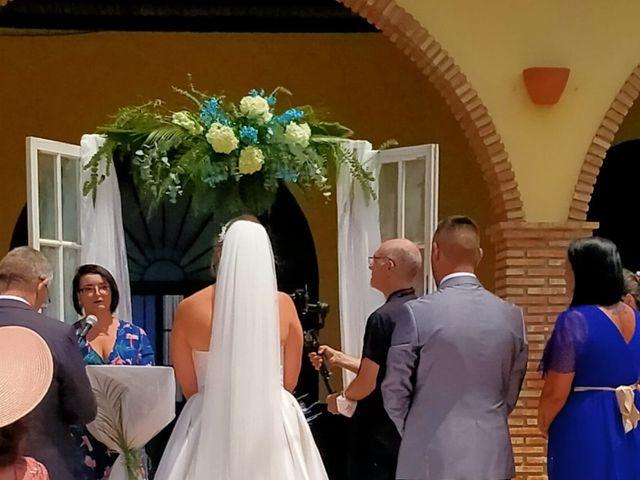 La boda de Borja y Auxi en Chiclana De La Frontera, Cádiz 6