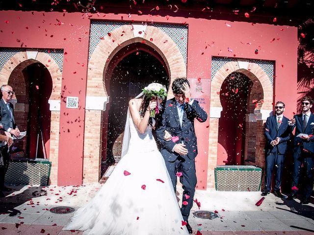 La boda de Cristina y Tito