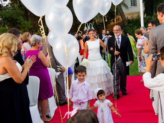 La boda de Guille y María en Málaga, Málaga 13