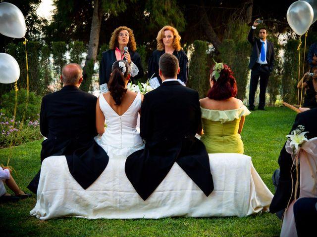 La boda de Guille y María en Málaga, Málaga 15