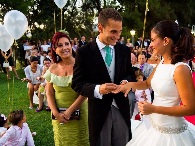La boda de Guille y María en Málaga, Málaga 18