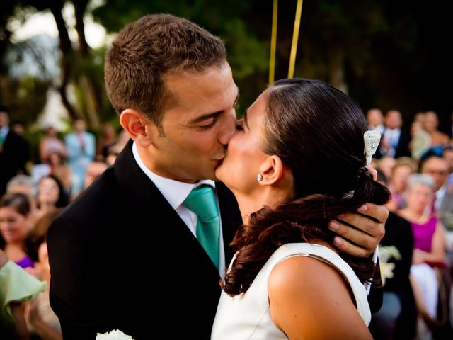 La boda de Guille y María en Málaga, Málaga 20