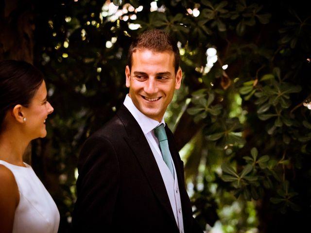 La boda de Guille y María en Málaga, Málaga 37