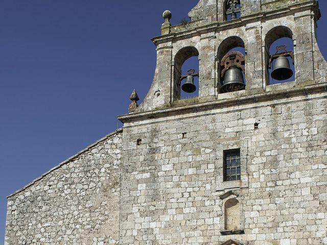 La boda de Jesús y Yolanda en Maderuelo, Segovia 4
