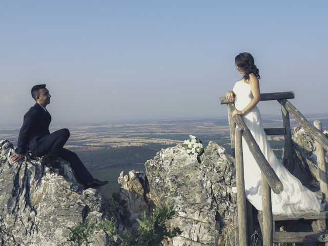 La boda de Jesús y Yolanda en Maderuelo, Segovia 1