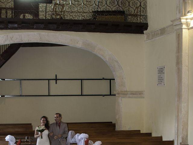 La boda de Jesús y Yolanda en Maderuelo, Segovia 7