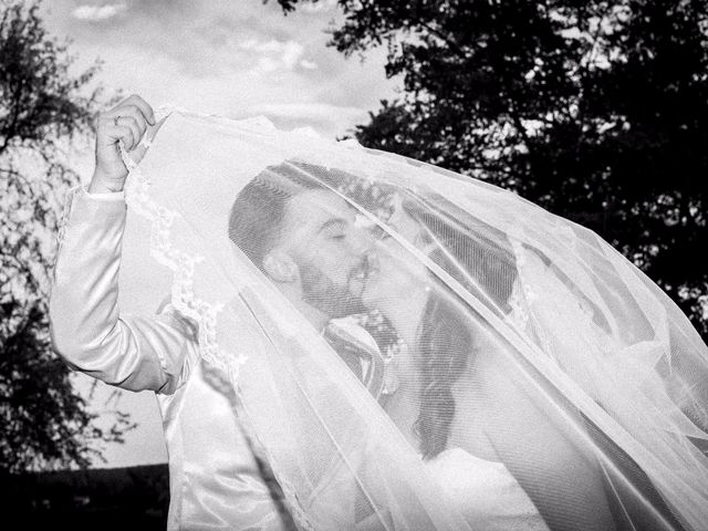 La boda de Omar y Sheila en Benavente, Badajoz 4