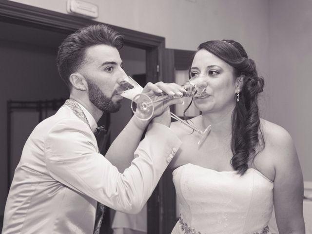 La boda de Omar y Sheila en Benavente, Badajoz 7