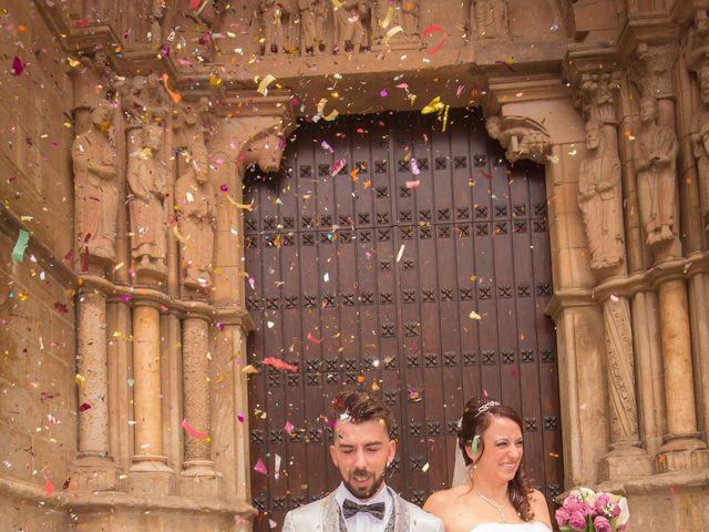 La boda de Omar y Sheila en Benavente, Badajoz 12