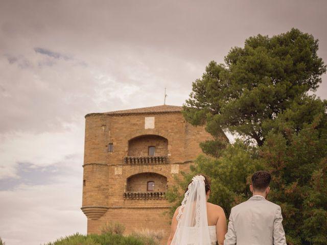 La boda de Omar y Sheila en Benavente, Badajoz 17
