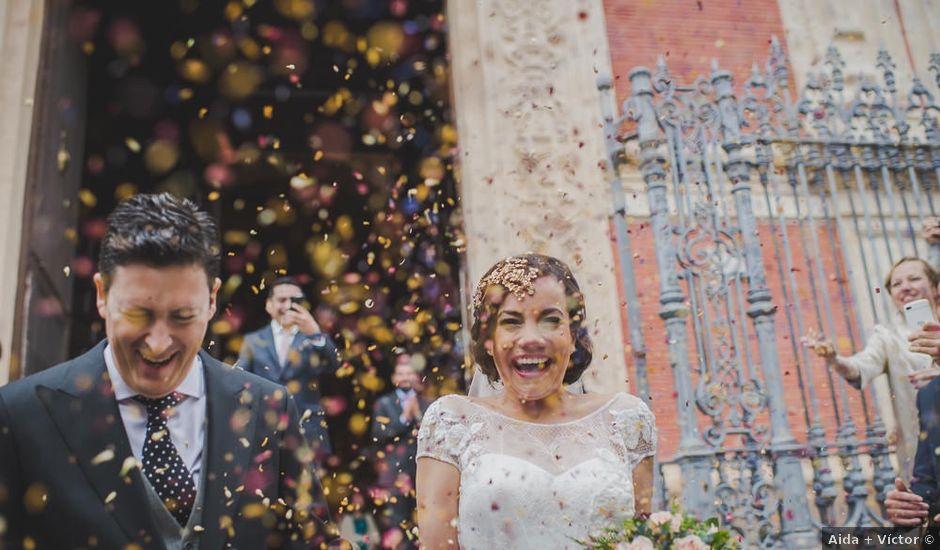 La boda de Jesús y Maggie en Utrera, Sevilla