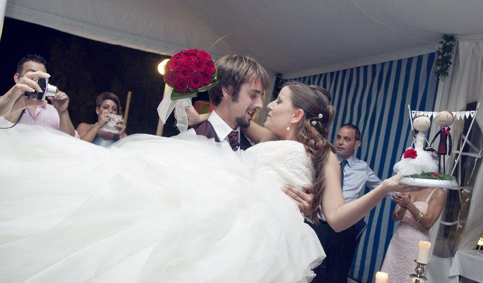 La boda de Elena y Carlos en Llíria, Valencia