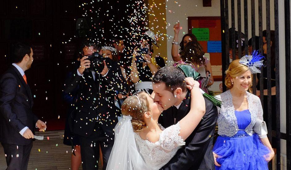 La boda de David  y Angie en Almería, Almería