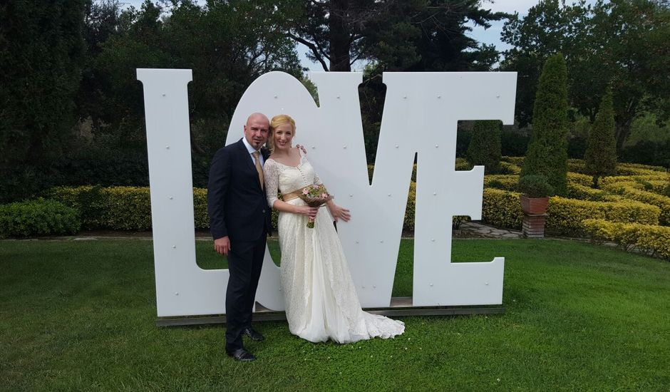 La boda de Miguel   y Melissa  en Badalona, Barcelona