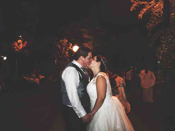 La boda de Irene y Ruben