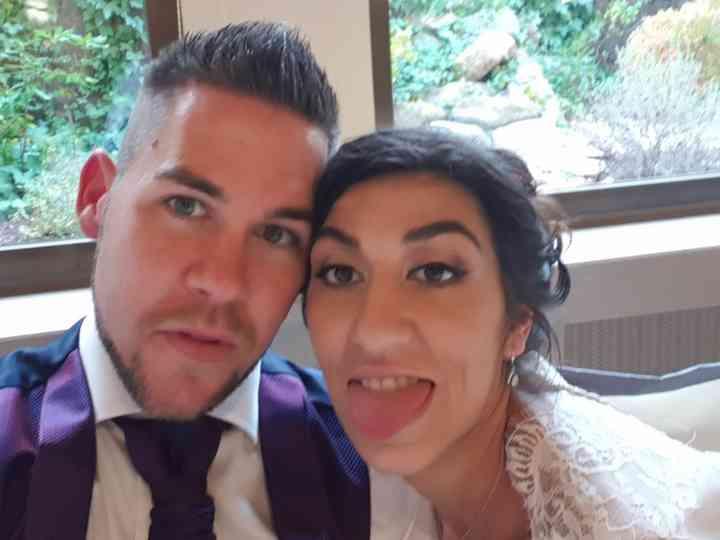 La boda de Cristian y Cristian
