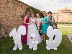 La boda de Noelia  y David  5