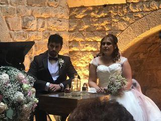 La boda de Mónica y Alex 1