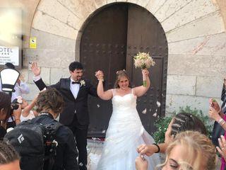 La boda de Mónica y Alex