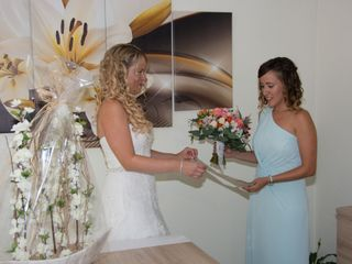 La boda de Valentin y Erika 1