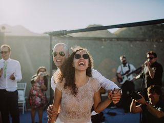 La boda de Salma y Dani