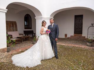 La boda de Noelia  y David