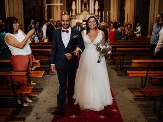 La boda de Devora  y Ibrahim