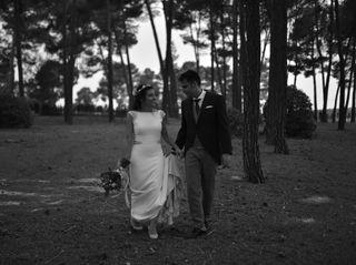 La boda de Ana y João
