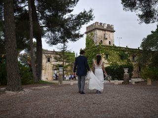 La boda de Ana y João 3