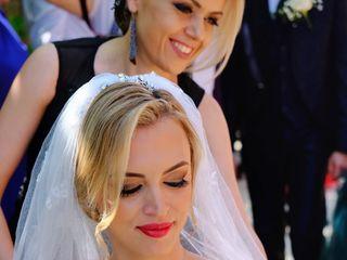 La boda de Claudia  y Gabriel  1