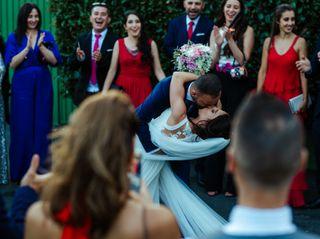 La boda de Fany y Jorge