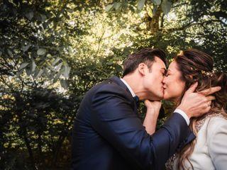La boda de Adriana y Gonzalo