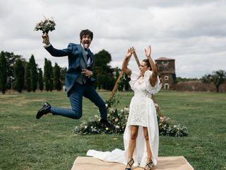 La boda de Pau y Gon